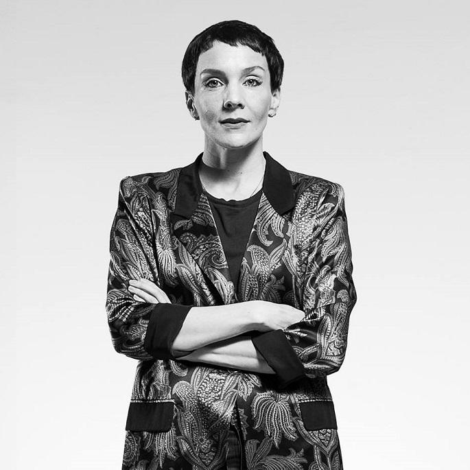 Juontaja Maria Veitola