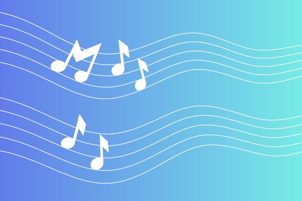 musiikkinuotit